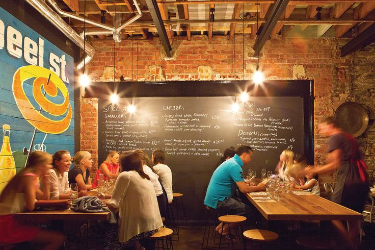 Peel Street restaurant, Adelaide. To learn more about #Adelaide | #SouthAustralia, click here: http://www.greatwinecapitals.com/capitals/adelaide-south-australia