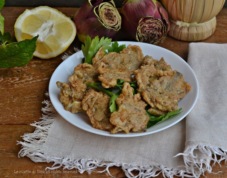Carciofi impanati e fritti contorno delizioso di stagione,irresistibili e semplici da preparare.Si preparano e consumano in giornata
