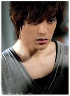 Vic Zhou- Taiwanese Actor- starred in MARS, Meteor Garden (first rendition of Boys Before Flowers), Black and White... great actor..