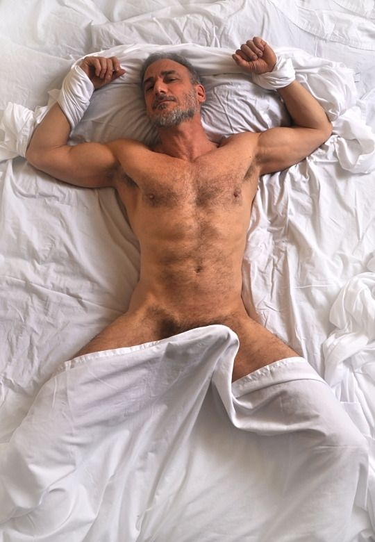 Hot mature men nude