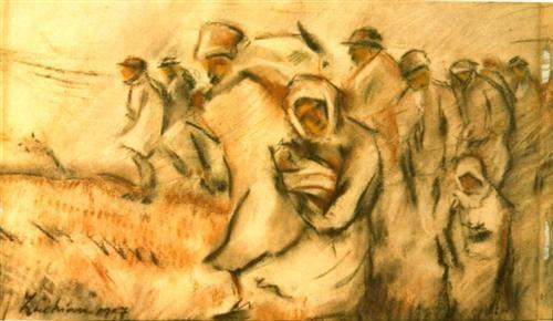 Insurgent Peasants - 1907