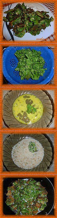 Капуста брокколи жареная с чесноком - рецепт с фото
