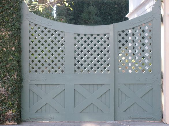 1000+ images about Gates & Fences on Pinterest | Gardens, Side ...