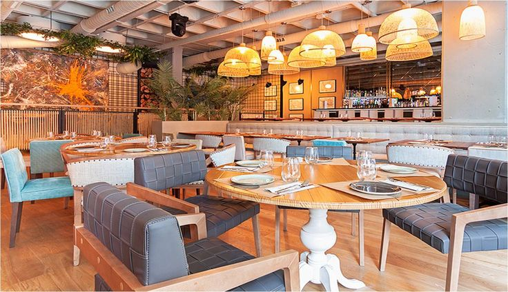 17 best images about restaurantes on pinterest amigos - La marieta madrid ...