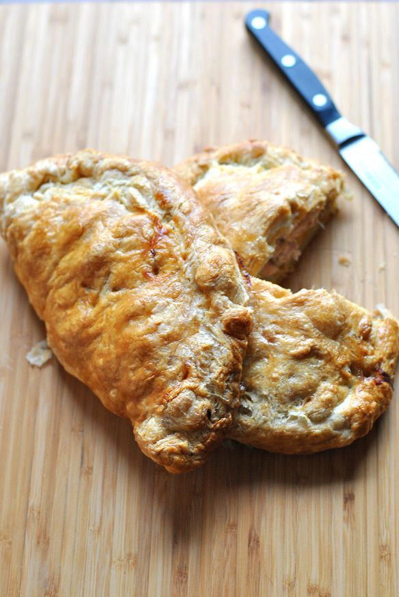 simple chicken cornish pasty recipe | cookienameddesire.com