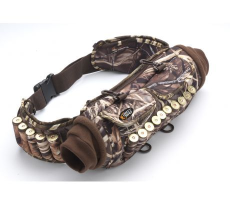 Browning Dirty Bird Handwarmer / Ammo Belt FREE S&H 12922. Browning Hunting Accessories.