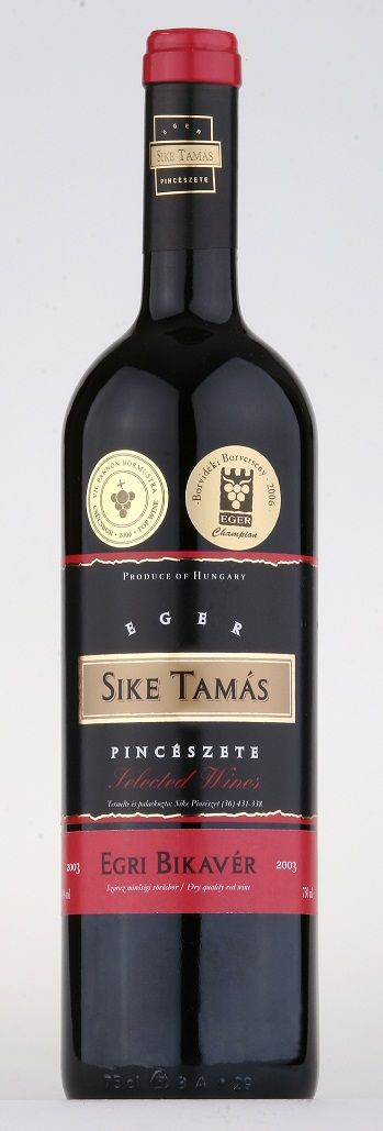 Egri Bikavér Red Wine #wine #Budapest #Eger #Hungary [emoi]