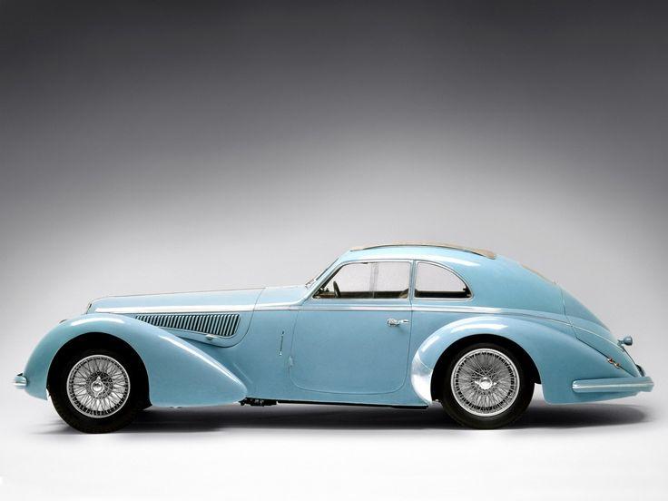 Alfa Romeo 8C 2900B Lungo Touring Berlinetta '1937–38