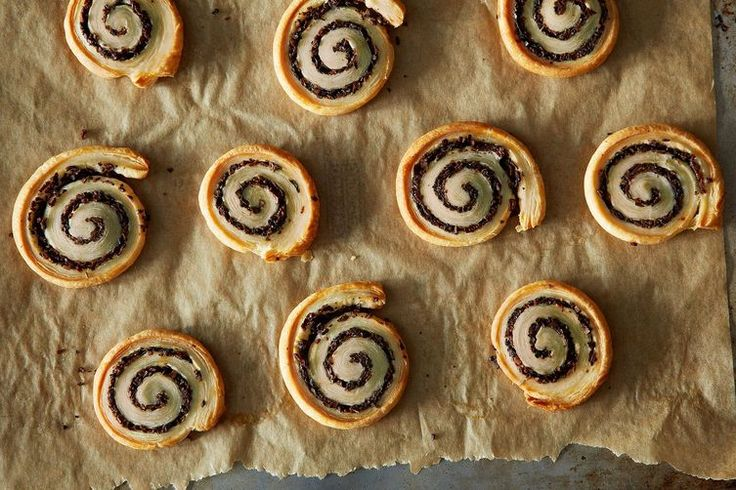 Little Mushroom Pinwheels (Make Ahead) - Food52