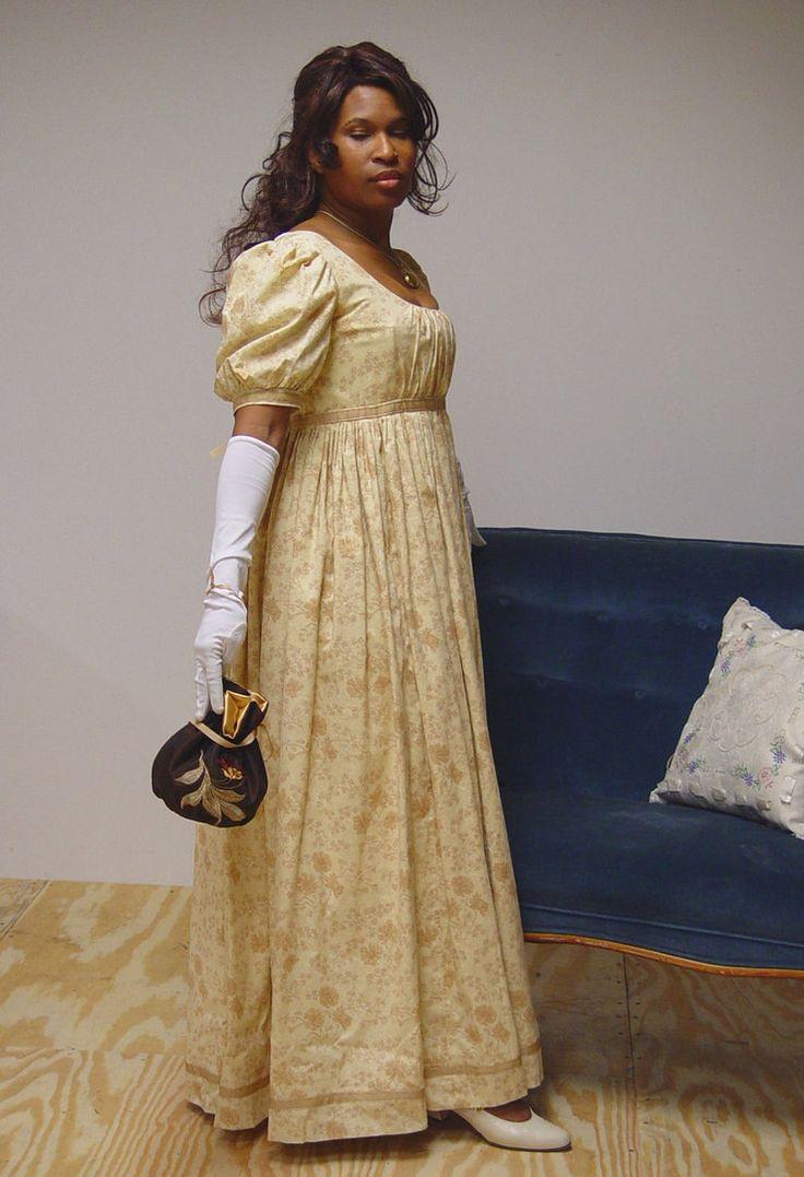 Regency fashion plate the secret dreamworld of a jane austen fan - My Style For Jane Austen Dress