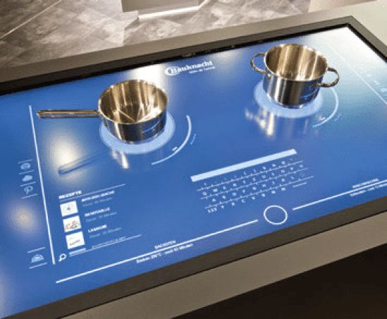 Whirlpool cuisine connectée Interactive Kitchen http://amzn.to/2pfvyHP
