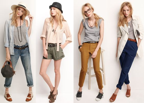 Preppy fashion | the preppy look meaning boyish clean cut collegiate inspired style