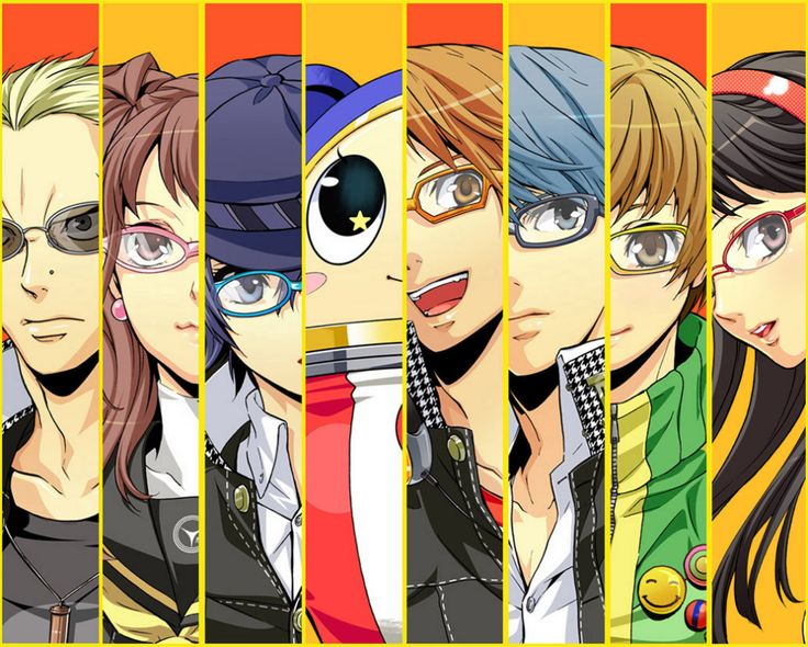 Ooh, I can't wait for Persona 4 Arena and P4 Golden!