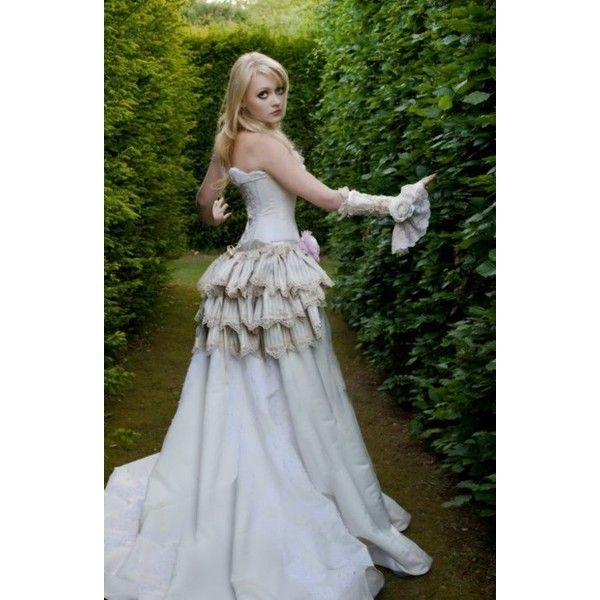 Steampunk Wedding Gowns: Pinterest