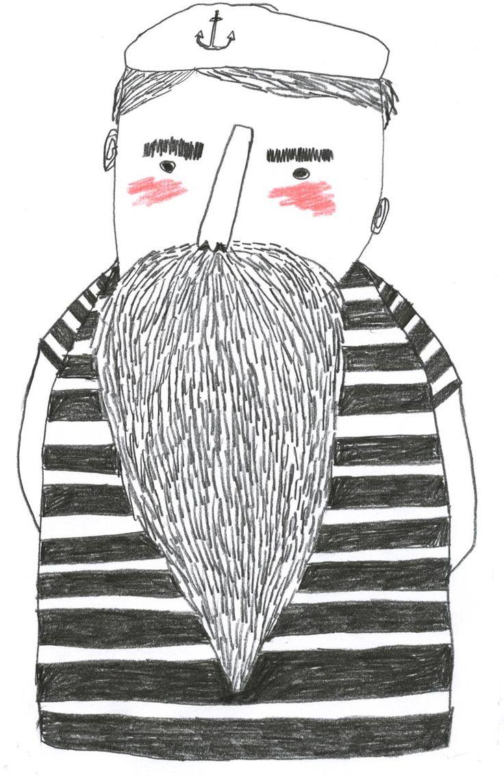 PAGE Online - Porträt: Laura Lünenbürger, Illustratorin