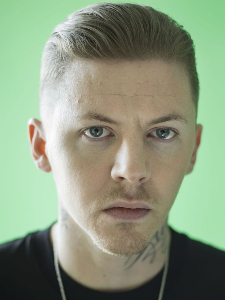 Professor Green - 7w6 sp/sx (ISFP)