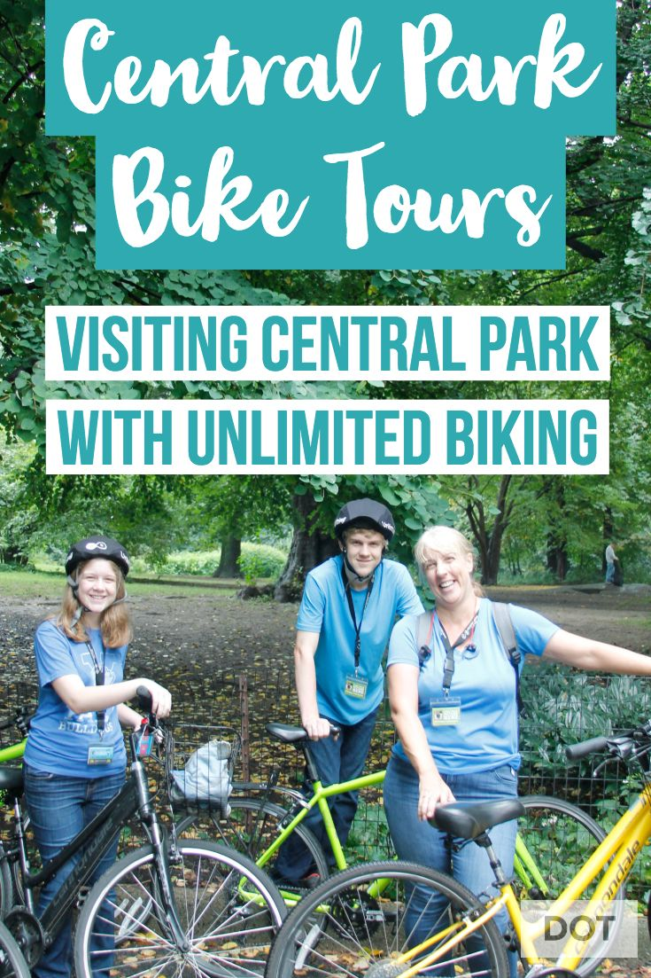 7 Reasons Central Park Bike Tours Are The Best New York Tours
