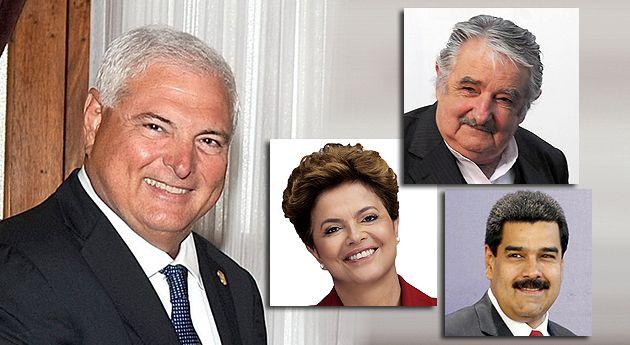 El 'feo' de nueve países a la Cumbre de Panamá