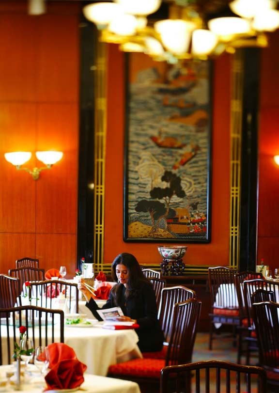 Authentic Chinese Cuisine at Empress of China.