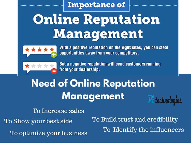 Importance and need of #online #reputation #Management in present #digitalmarketing #scenario  http://pitechnologies.org/digital-internet-online-reputation-management-company-agency-in-indore.php