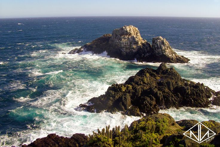South Pacific Coast, Chile | Natalie Large Photography