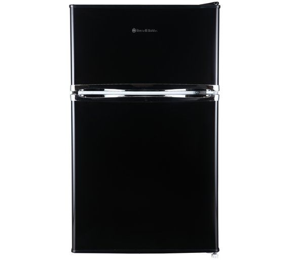 Buy Russell Hobbs RHUCFF50B Under Counter Fridge Freezer - Black at Argos.co.uk - Your Online Shop for Fridge freezers, Large kitchen appliances, Home and garden.
