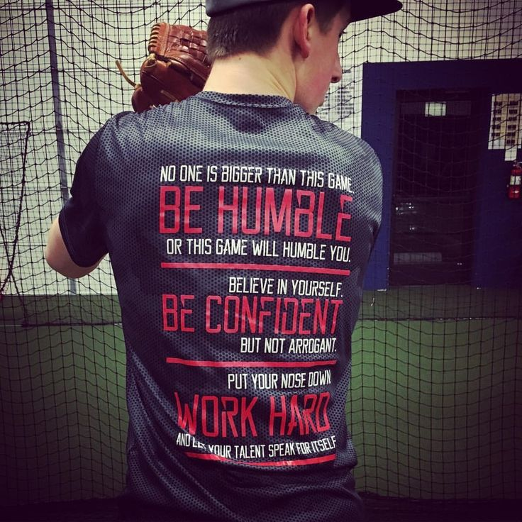 Be Humble Be Confident  Work Hard