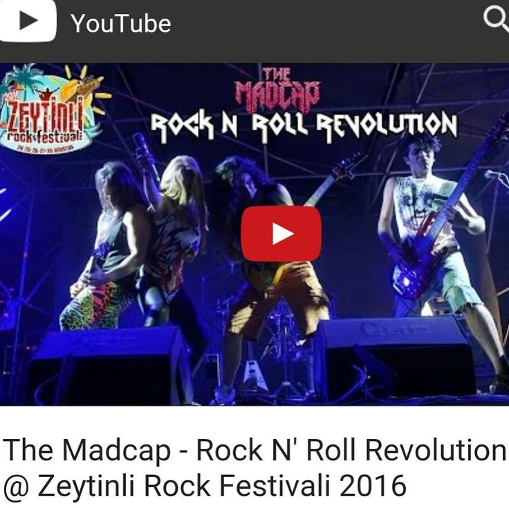Rock N' Roll Revolution Zeytinli Rock Festivali performansımız Youtube kanalımıza yüklendi.  Müzik yapmak istiyoruz ama bunu yaparken piyasada var olmak uğruna sevmediğimiz şarkıları çalmak hissetmediğimiz besteler yapmak istemiyoruz. Bizden aksini bekleyenlere fikirlerini nerelerine ne yapabileceklerini söyledik.  Ayrıca yıllarca ''Rock'' diye yutturulan eline bir Fender alıp aman drivelı gitar olmasın diyen ağlak gruplardan pop şarkıcılarının bile ''Rock'' yaptığını iddia etmesinden son…
