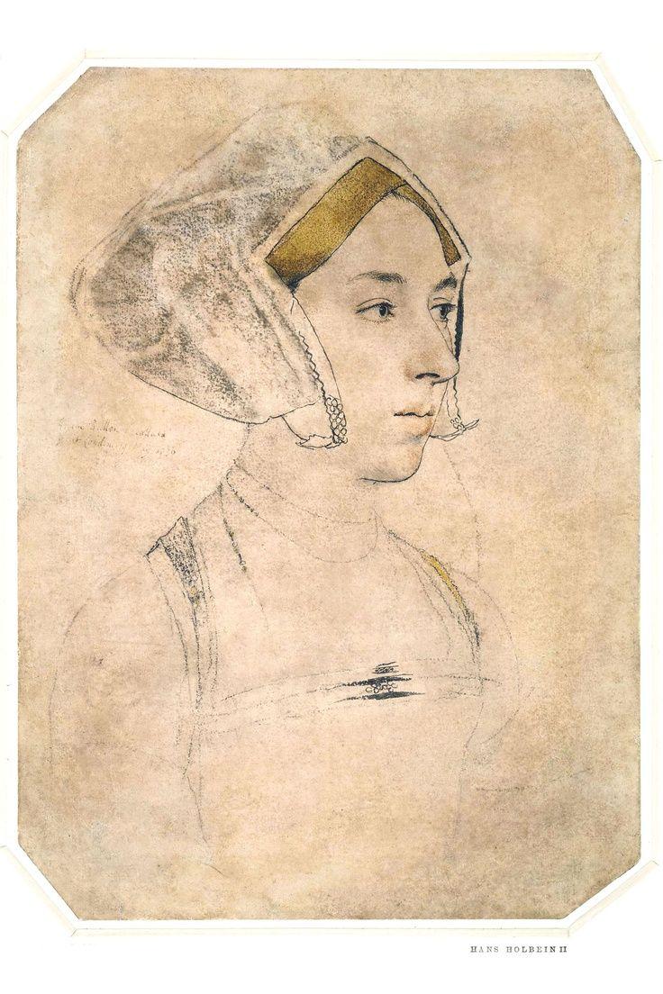 Hans Holbein - Ana Bolena