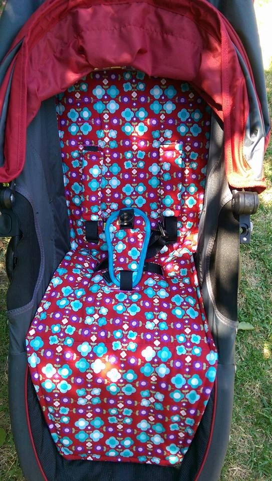 CITY MINI GT Pram Liner/ Pram Liner Pattern/ by Muffyduckdesign
