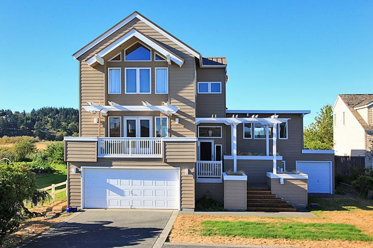 house vacation rental in freeland