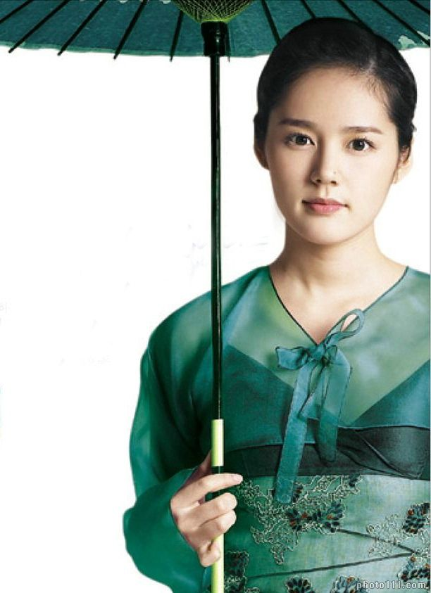 Han Ga In on @dramafever, Check it out!