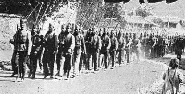 ΝΕΩΤΕΡΗ ΕΛΛΗΝΙΚΗ ΙΣΤΟΡΙΑ: ΜΑΪΟΣ 1920: Η ΑΠΕΛΕΥΘΕΡΩΣΗ ΤΗΣ ΔΥΤΙΚΗΣ ΘΡΑΚΗΣ-Ο ΕΛΛΗΝΙΚΟΣ ΣΤΡΑΤΟΣ ΕΙΣΕΡΧΕΤΑΙ ΣΤΗΝ ΚΟΜΟΤΗΝΗ