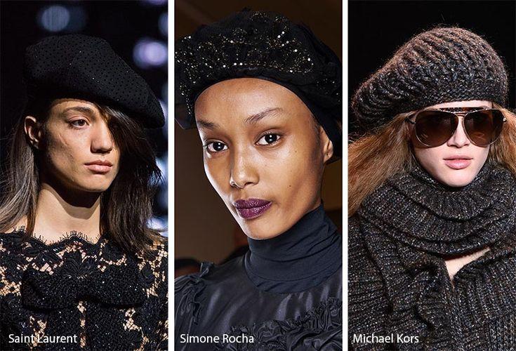 Cappelli e Fermagli per capelli Moda Inverno 2019 2020 ...