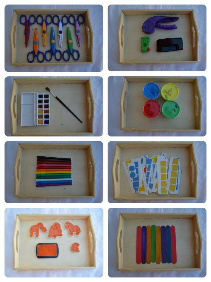 Elenarte: Actividades creativas para niños de dos años ...
