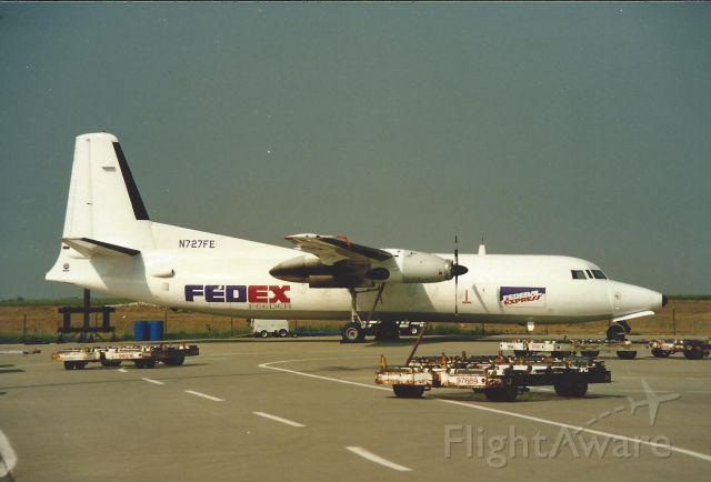 FAIRCHILD HILLER FH-227