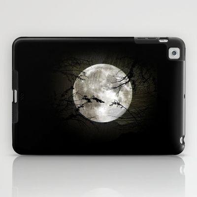 The moon in my hands iPad Case by Oscar Tello Muñoz - $60.00