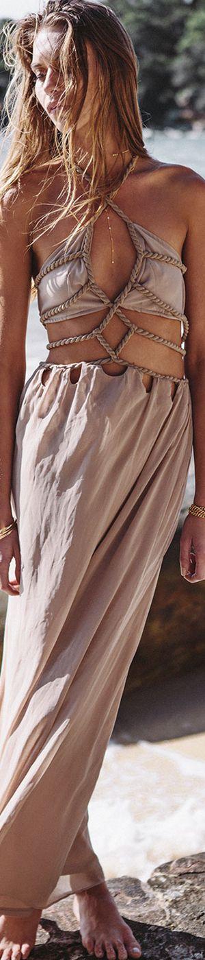 Sabo Skirt Sovereign Rope Dress