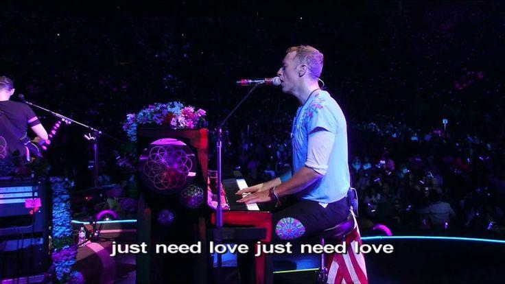 Coldplay - Up&Up Live at Rose Bowl Pasadena 2016