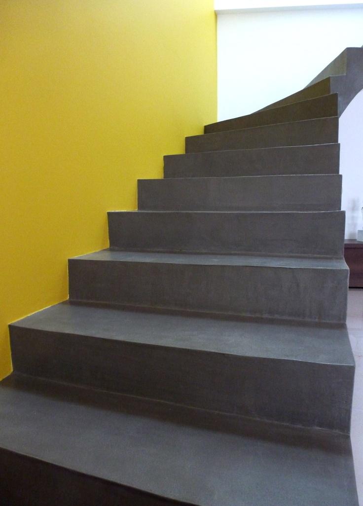 127 best asa Pro béton ciré images on Pinterest Colour chart - peinture sur beton brut