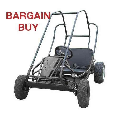Mid XRS Go-Kart. Trailmaster 6.5hp go kart. Buy all of your TrailMaster go-karts and go kart parts from GoKartMasters.com