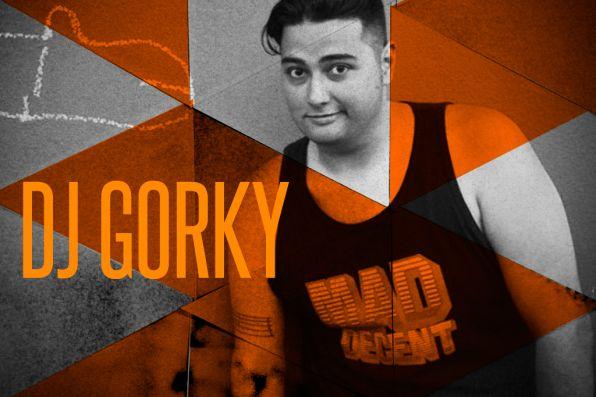 DJ Gorky drar festen videre fra Slottsfjellet og ned til Kastellnatt. Gjør deg klar for en dansefest uten like med en av Brasils morsomste selektørerer.