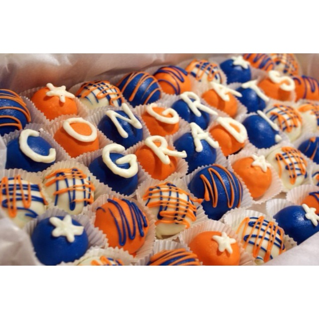 Auburn Cake Decorations