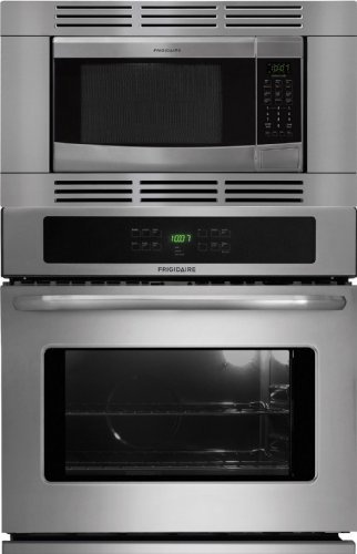 Frigidaire 27 Inch Stainless Steel 3 Piece Wall Oven