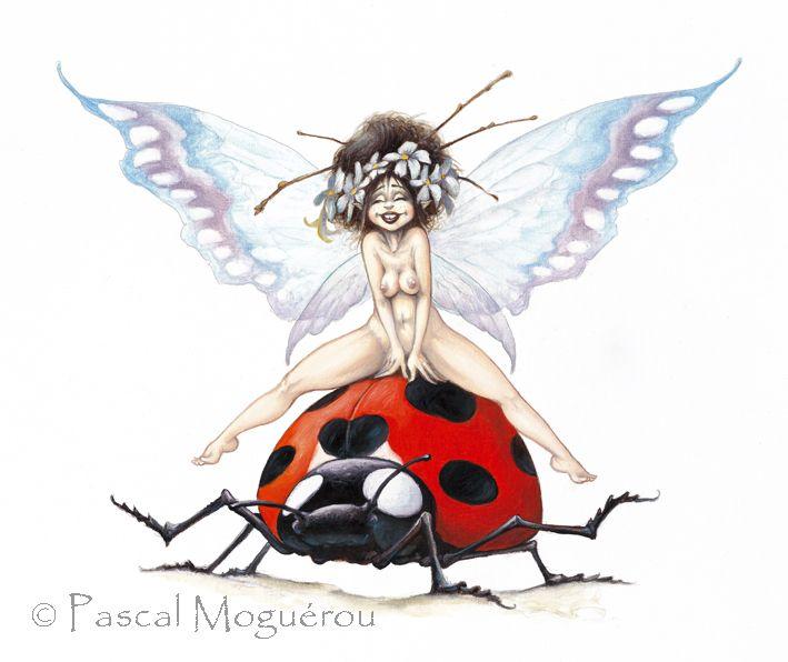 L'heure des fées de Pascal Moguérou