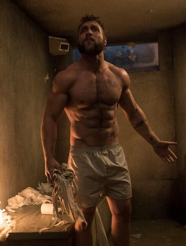 """""""I like what I see, I like it a lot."""" – Sharpay Evans. In case it hasn't been clear, I'm digging Digger. (Jai Courtney)"""
