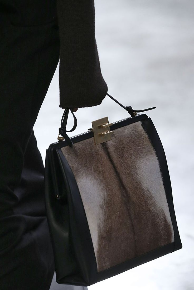 The Best Bags From London Fashion Week