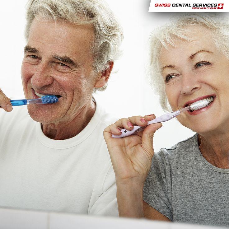 Saviez-vous que les soins d'hygiène à avoir avec des implants dentaires sont pratiquement les mêmes que pour les dents naturelles?www.swissdentalservices.com/fr