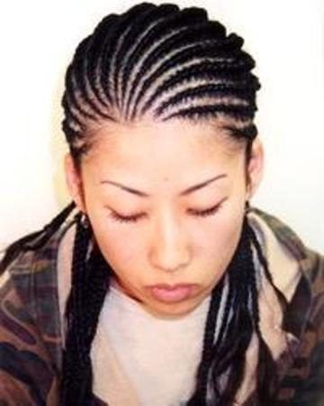 Fantastic 1000 Images About Cornrows Hair Styles On Pinterest Cornrow Short Hairstyles Gunalazisus