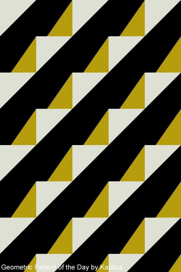 Geometric Pattern of the Day #WebDevelopment #GraphicsDesign